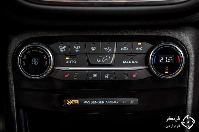 تجربه رانندگی با فورد پوما 2020 جدید