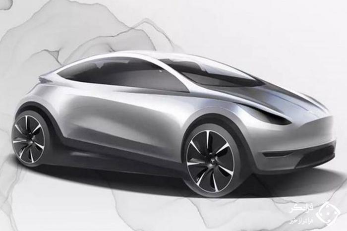 تسلا به دنبال تولید خودرویی کوچک تر از مدل 3