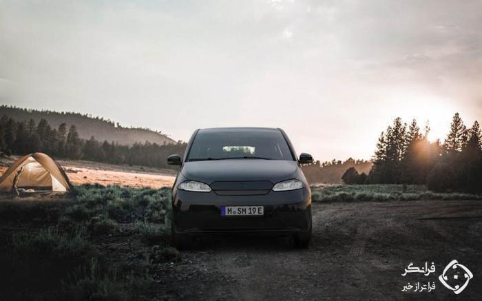 کمپین سونو موتورز آلمان برای تولید ساین الکتریکی