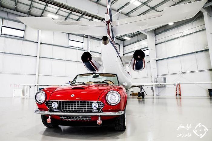 تبدیل فیات 124 اسپایدر کلاسیک به خودرویی الکتریکی!