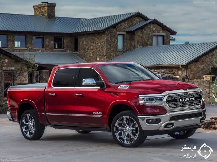 پرفروش ترین خودروهای بازار آمریکا در سال 2019
