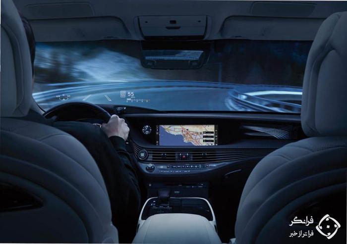 5 ویژگی استثنایی لکسس LS 500 مدل 2020