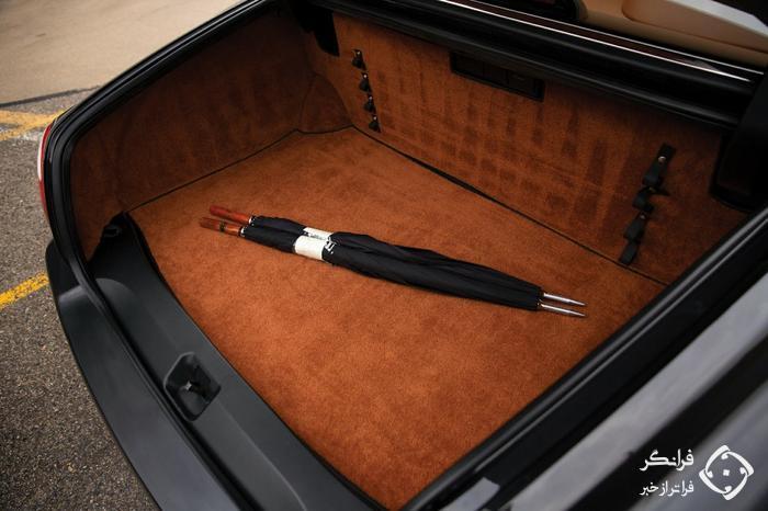فروش یک بنتلی آرناژ مدل 2007، اشراف زاده ای با قیمت مناسب!