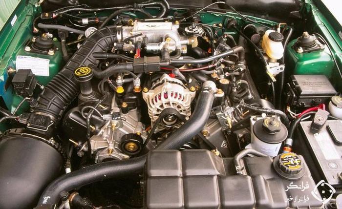 یادی از گذشته، رویارویی کامارو Z28 و موستانگ GT مدل 1999