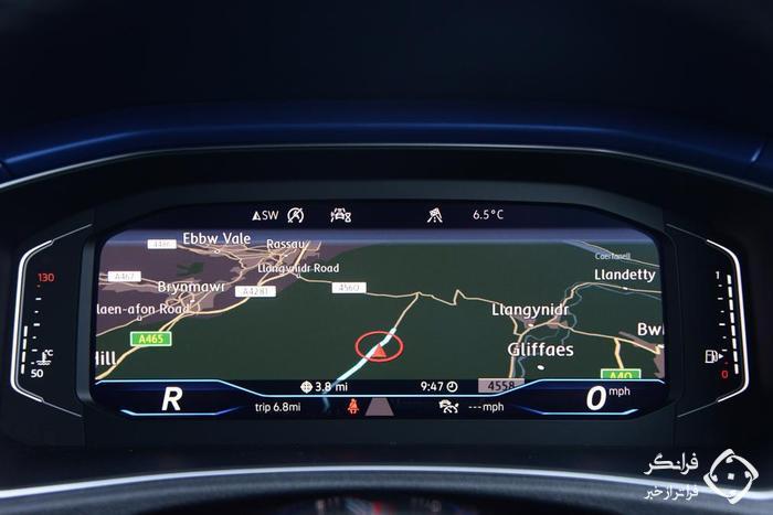 تجربه رانندگی با فولکس واگن تی راک R جدید