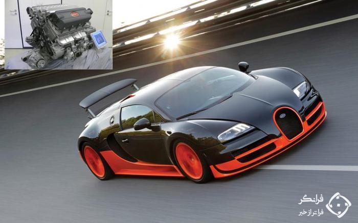 معرفی قوی ترین پیشرانه های خودرویی دنیا (قسمت اول)