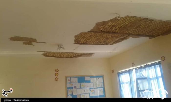 واکنش آموزش و پرورش  به انتشار تصاویری از وضعیت مدرسه سادات درچه؛ مرمت بر عهده  نوسازی مدارس است