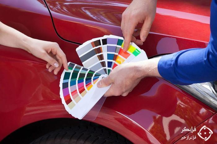 معرفی محبوب ترین و غیر محبوب ترین رنگ های خودرویی آمریکا