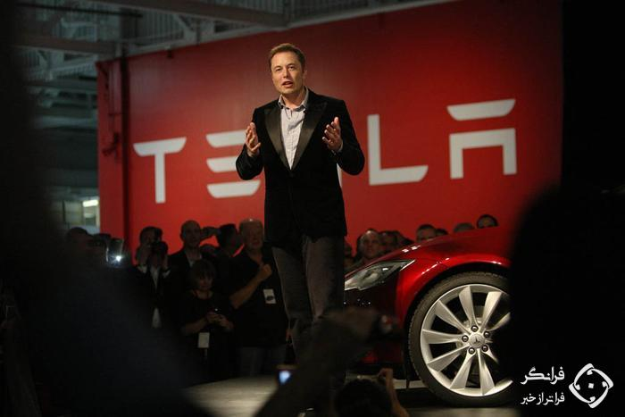 Tesla co-founder and CEO Elon Musk