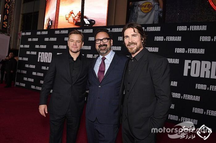 جوایز اسکار برای فیلم فورد در برابر فراری