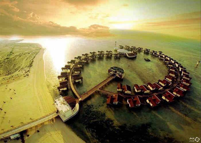 هتل جزیره کیش